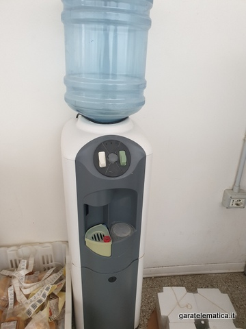 DISPENSER ACQUA FREDDA/CALDA